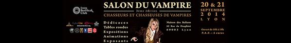Salon du vampire 2014
