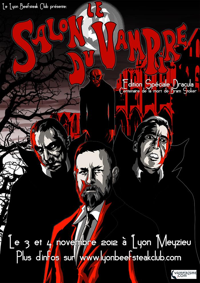 Salon du vampire 2012 : spécial Dracula