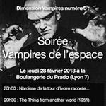 Dimension vampires 3 : Vampires de l'espace