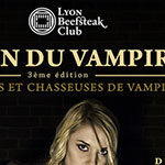 Les stands du Salon du Vampire