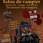 Les exposants du Salon du Vampire 2016