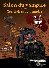 Afficher le sujet 69 salon du vampire 17 18 septembre for Salon lyon 2016