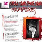 Sang pour sang vampires / Bruxelles Molenbeek Saint Jean