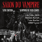 Tables rondes et master class du Salon du Vampire