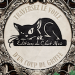 Les Editions du Chat Noir au Salon du Vampire